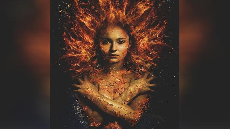 Sophie Turner - Fênix Negra X-Men