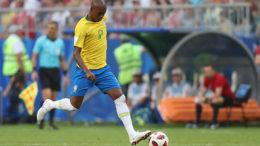 Mau desempenho na Seleção na Copa da Rússia gerou hostilidade a Fernandinho (Foto: Lucas Figueiredo/CBF)