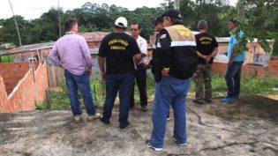 Semmas vai pedir na Justiça reintegração de área invadida em Manaus