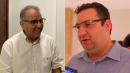Jorio Veiga Filho e Alex Del Giglio