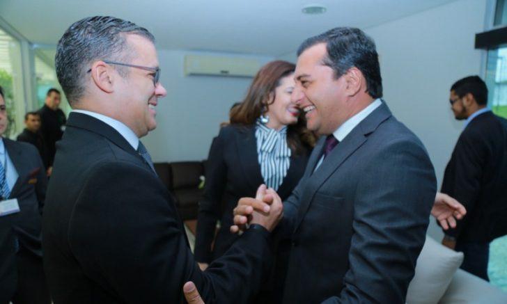 Josué Neto e Wilson Lima