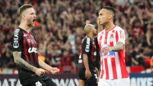 Atlético-PR vence nos pênaltis e é campeão da Copa Sul-Americana