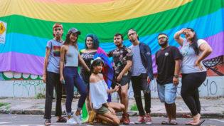 Centro histórico de Manaus recebe segunda edição do Festival 'Miga, Sua Lôca'