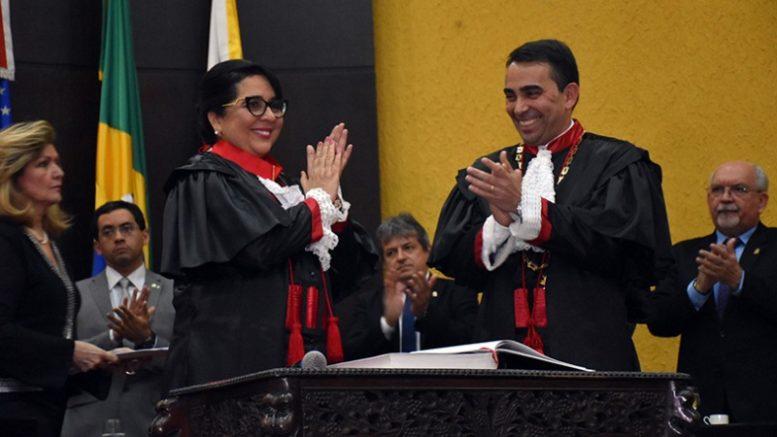 Leda Mara e Fabio Monteiro