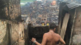 Arthur Neto anuncia que pagará auxílio-aluguel no valor de R$ 300 a desabrigados