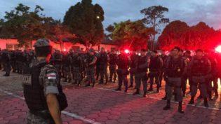 Operação combate o tráfico de drogas no maior conjunto do 'Minha Casa' em Manaus