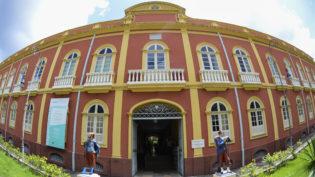 Palacete Provincial terá oficinas gratuitas de dança e música