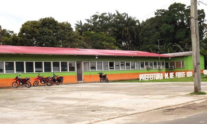 Prefeitura de Fonte Boa: prefeito desobedeceu Justiça e virou réu (Foto: PMFB/Divulgação)