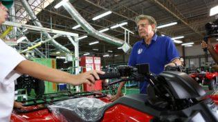Emenda ao Rota 2030 garante fabricação de quadricíclos em Manaus