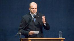 Ronaldo Fleury, procurador-geral do Trabalho