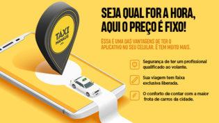 Táxi Manaus: preço fixo em todas as horas