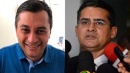 Wilson Lima e David Almeida