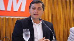 Wilson Lima, governador eleito do Amazonas