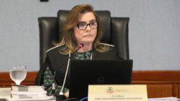 Yara Lins, conselheira presidente do TCE-AM