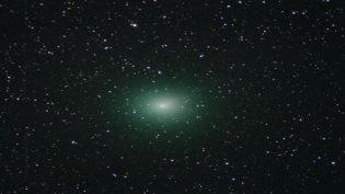 Cometa Wirtanen faz uma das maiores aproximações da Terra nos últimos 70 anos