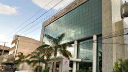 Hospital Santa Júlia demitiu funcionária que beijou colega de trabalho no horário de serviço (Foto: Google Maps/Reprodução)