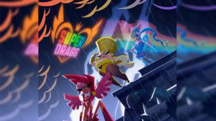 Ilustrador acusa Netflix de plágio na animação 'Super Drags'