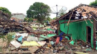 Tsunami deixa ao menos 222 mortos e mais de 800 feridos na Indonésia