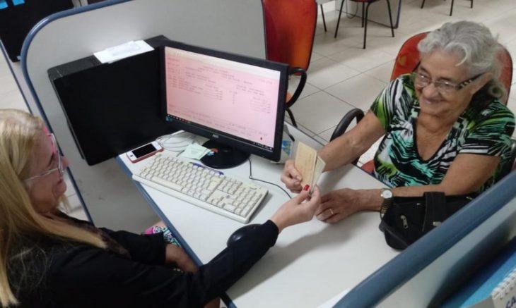Aposentados e pensionistas precisam atualizar cadastro para garantir recebimento de benefícios (Foto: Secom/Divulgação)