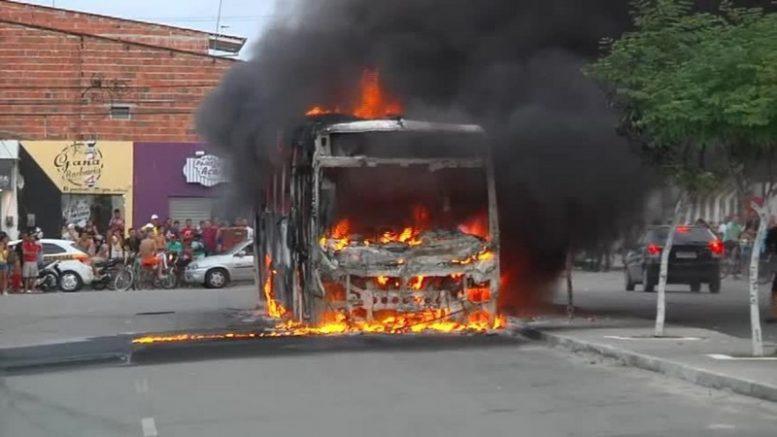 Fortaleza sofre novos ataques de bandidos nesta sexta-feira
