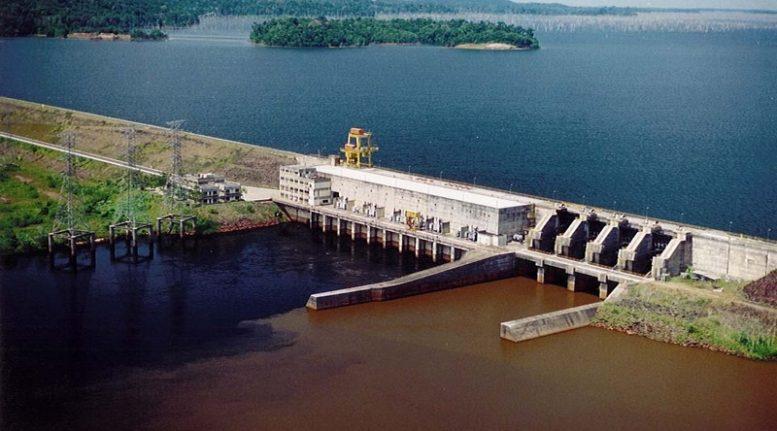 Barragem da Hidrelétrica de Balbina é a maior preocupação do MP-AM (Foto: MP-AM/Divulgação)