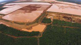 Barragem Oriximiná Pará