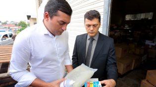 Wilson Lima alega emergência para pagar R$ 9,33 mais caro por frasco de soro