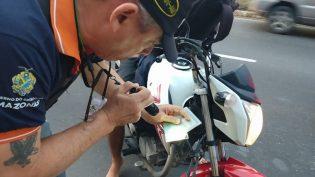 Blitz da Lei Seca em Manaus começou com autuação de 60 motoristas