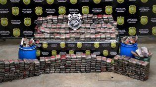 Polícia apreende 660 quilos de maconha em Manaus avaliada em R$ 6,6 milhões