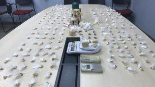 Mochila em mini vila olímpica em Manaus tinha 231 kits de oxi