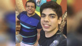 Samba enredo da Beija-Flor do Norte homenageia Edu do Banjo e o filho, Dudu Brasil