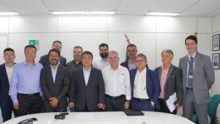 Empresa chinesa interessada em explorar potássio no Amazonas se reúne com secretários