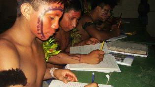 Escolas indígenas terão assessoria para aplicar metodologias de ensino