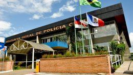 Documentos devem ser entregues na Junta Médica na Delegacia Geral de Polícia Civil (Foto: Erlon Rodrigues/PC-AM/Divulgação)