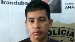 Gabriel Bernaldo, de 21 anos, foi preso suspeito de tortura (Foto: Divulgação)