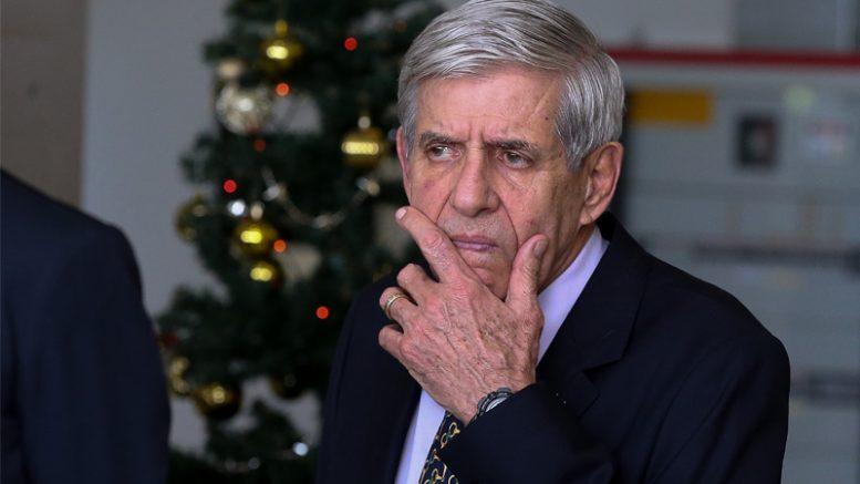 General Augusto Heleno - chefe do GSI (Gabinete de Segurança Institucional)