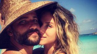 Giovanna Ewbank declara amor a Bruno Gagliasso nas redes sociais