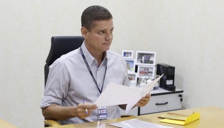 Marcos Rotta volta a ser vice-prefeito, mas sem reaproximação política com o prefeito Arthur Neto (Foto: Assessoria/Divulgação)