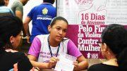 Orientação sobre violência contra a mulher também será oferecida no AC Alternativo (Foto: Roberto Carlos/Secom)