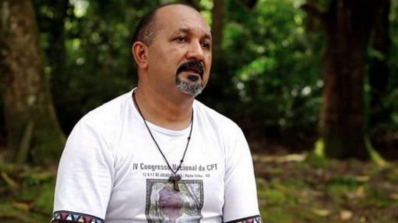 Padre Amaro diz que não quer morrer, mas está pronto para enfrentar o que for (Foto: Divulgação)