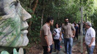 Sema vai tornar Parque Sumaúma área de educação ambiental e de lazer