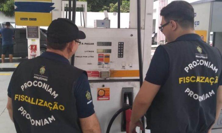 Fiscalização do Procon em Manaus
