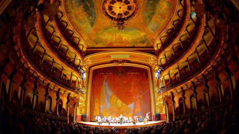 Teatro Amazonas SEC