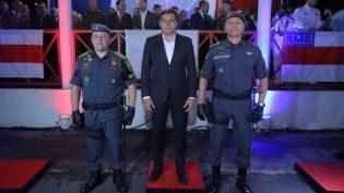 Policiais militares terão assistência psicossocial 24 horas, promete Wilson Lima