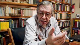 Olavo de Carvalho critica comitiva do PSL na China e nega ser guru do governo