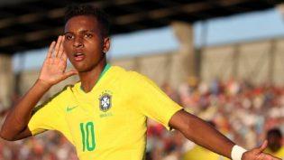 Brasil bate Venezuela e vence a primeira no Sul-Americano sub-20