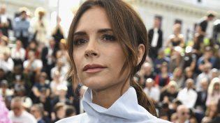 Victoria Beckham diz que usa creme feito com seu próprio sangue