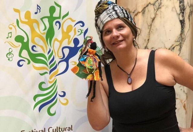 Vanessa Noronha quer derrubar esteriótipos em festival (Foto: Patrícia Borges/Divulgação)