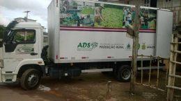 Caminhão da ADS