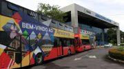 Serviço de passeio pelo AmazonBus será novamente pago (Foto: Amazonastur/Divulgação)